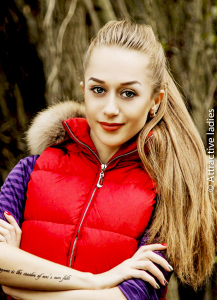 Young russian brides for happy marriage